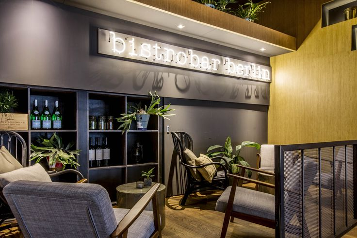 Bistrobar Berlin Nijmegen | interior