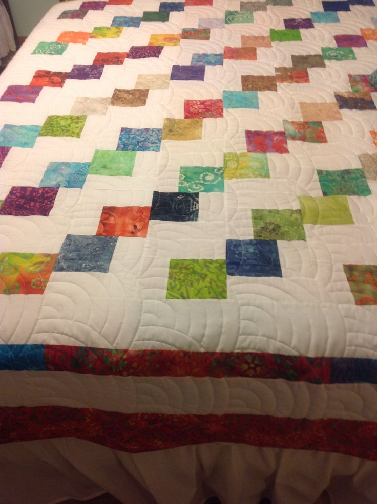 Try this as an i spy quilt or a feedsack quilt charm pack anleitung