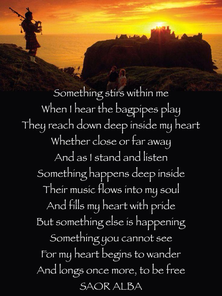 Scottish poem, by Nicole Summers :)