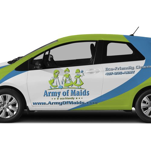 Best House Cleaning Vehicle Graphics Images On Pinterest - Graphics for a car