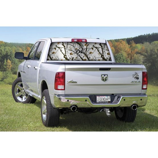 Best Car Truck Decals Tints Accessories Images On - Rear window hunting decals for truckstruck decals stickers rear window graphics legendary whitetails