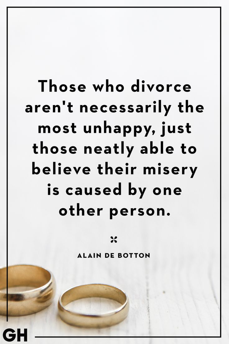 30 Quotes About Divorce to Help You Move On in 2020 ...