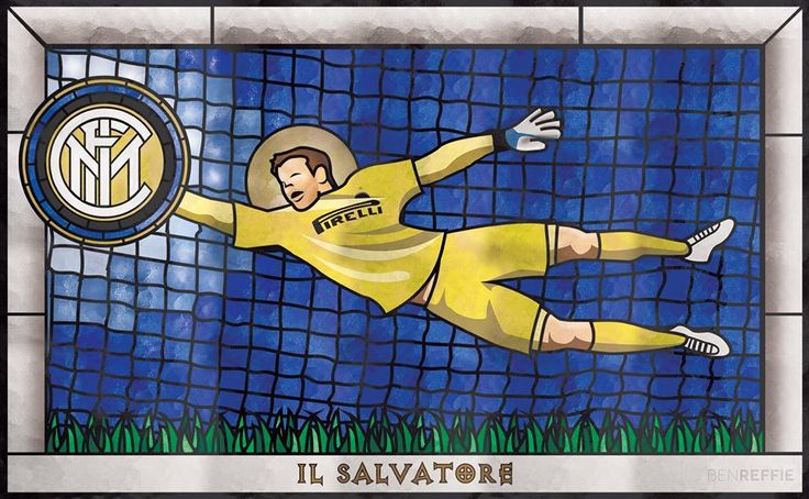 San Handanovic  www.bauscia.it