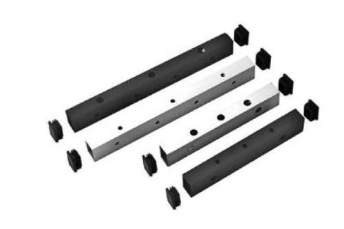 Universal Header Bracket Clear Anodized by MAGNALOCK. $68.84. SECURITRON UHB-CL-12 Universal Header Bracket Clear Anodized. Save 18%!