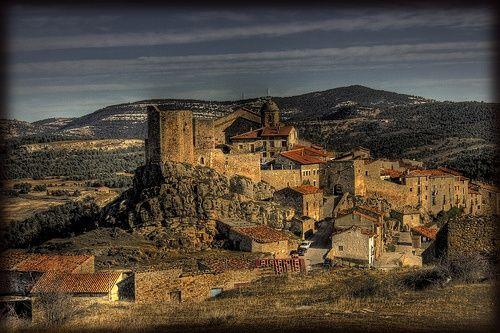 Puertomingalvo, Teruel, España                                                                                                                                                                                 Más