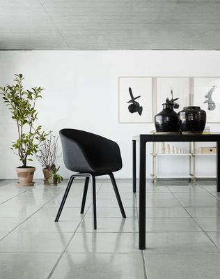 About a chair http://www.madeindesign.com/prod-fauteuil-about-a-chair-4-pieds-hay-ref4033004.html