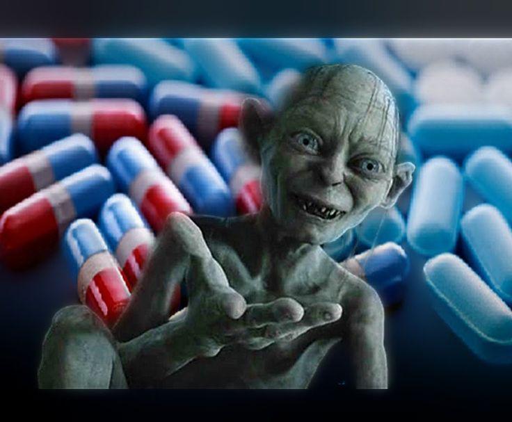 #Мутанты от не легальной медицыны 2016 Все большую популярность приобретает покупка товаров через интернет и продажа медицинских препаратов не исключение. В погоне за разрекламированной дешевизной люди и не подозревают, что иногда превращаются в подопытных кроликов. #Весьмиртерриториянепознанного