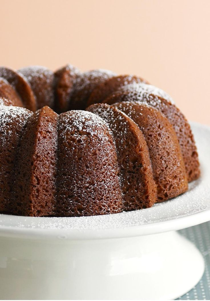 Gram's Best Brown Sugar Cake -- Grandma always knows best, and this dessert recipe is no exception! Serve topped with cut-up fresh fruit at your next get-together.