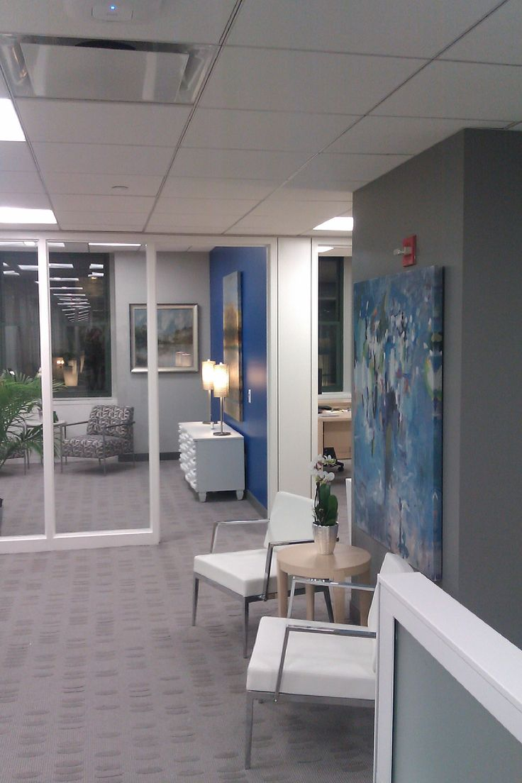 Office design park ave ny ny by hunter commercial for Commercial design firms