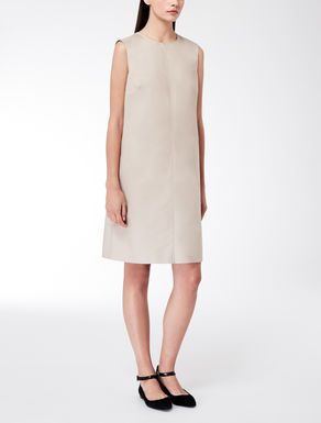 Max Mara CHERRY natural: Cady princess dress.