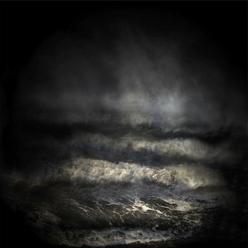 Sophia Szilagyi, Dark sea,2013 |http://otomys.com/art/sophia-szilagyi/