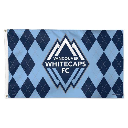 Vancouver Whitecaps FC Deluxe Flag #FlagCo #MLS #Soccer #VancouverWhitecaps