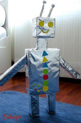 BalKup: Toy Robot Making