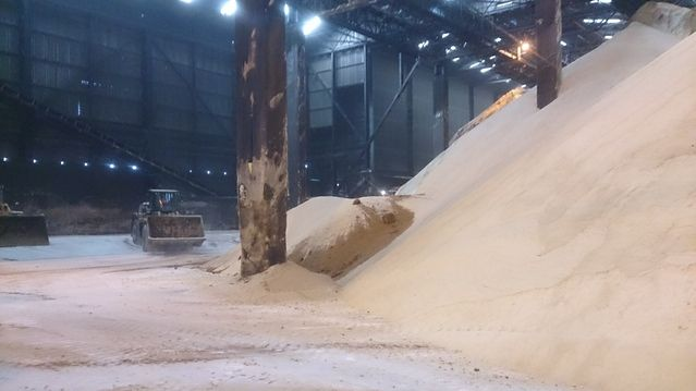 Piles of Sugar and Tate and Lyle - Jamie Oliver would be having a heart attack...