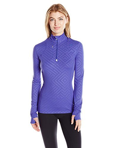 Women's Athletic Jackets - ASICS Womens Thermopolis 12 Zip Jacket ** Find out more about the great product at the image link. (This is an Amazon affiliate link)