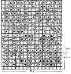 """DROPS 63-9 - DROPS Trui met ingebreide bloemen van """"Silke-Tweed"""" - Free pattern by DROPS Design"""