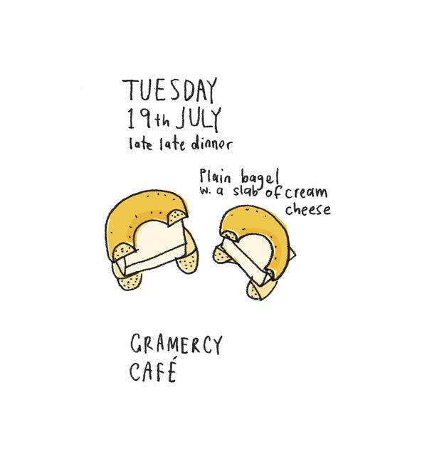 What I Ate in New York - Amy Walters Illustrator Love this series!