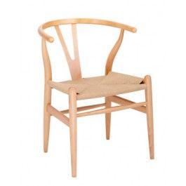 Replica Wishbone Chair (Beech)
