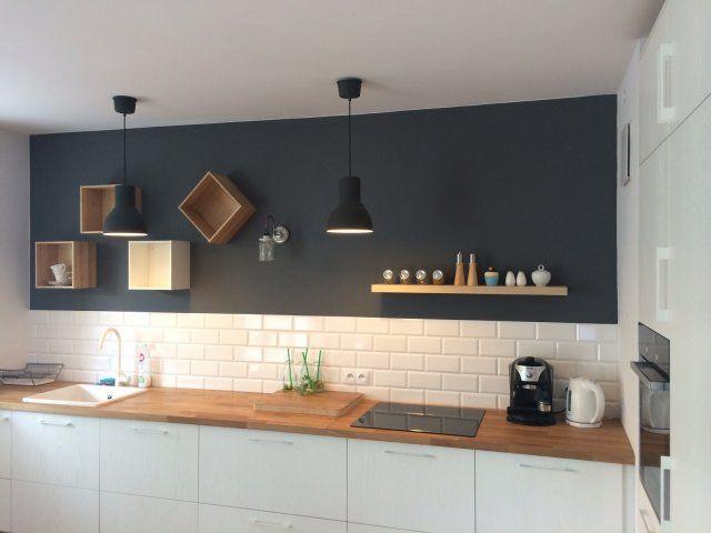17 Best images about Kuchnia  biała drewno cegły on