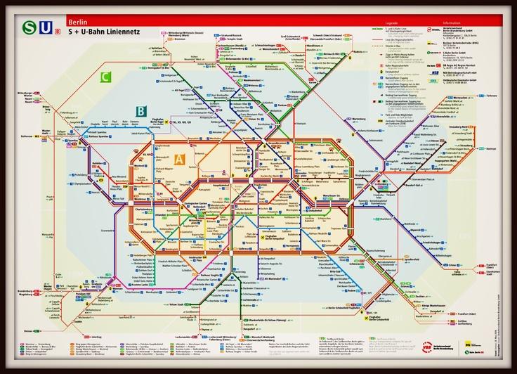 Best Metro Images On Pinterest Subway Map Public Transport - Germany underground map