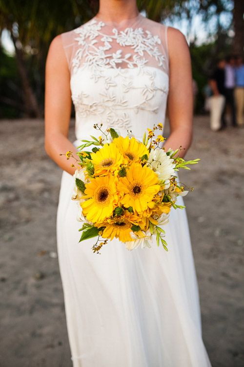 64 best images about Yellow wedding flowers on Pinterest