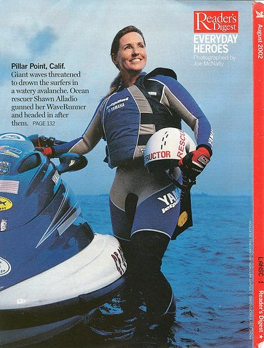 Readers Digest Photo Shoot - K38 Water Safety