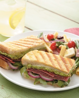Italian panini, Paninis and Italian on Pinterest