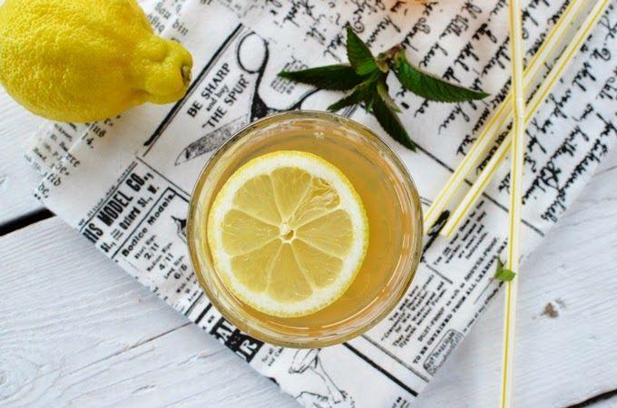 FoodLover: Domácí ledový čaj