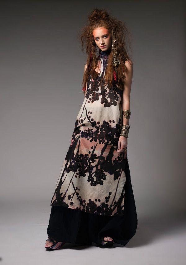 Senlin Village Tunic and Kolau Mountain Pants #dogstar #dogstarclothing #laika #fashion #brisbanedesigner #australia