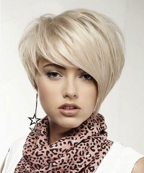 30 Best Short Hairstyles For Square Faces - Cool & Trendy Short ...