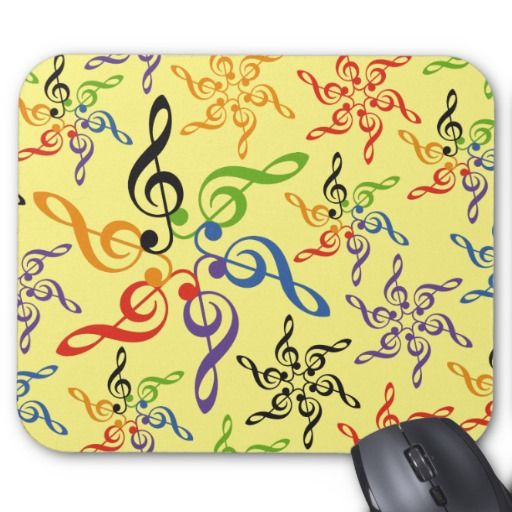 Arcoiris música clave sol. Música. Music. Producto disponible en tienda Zazzle. Tecnología. Product available in Zazzle store. Technology. Regalos, Gifts. Link to product: http://www.zazzle.com/arcoiris_musica_clave_sol_mouse_pad-144329762363922665?CMPN=shareicon&lang=en&social=true&rf=238167879144476949 #Mousepads #música #music
