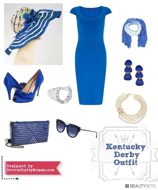 Kentucky Derby Outfit - http://www.beautysets.com/sets/32395 - Elegant