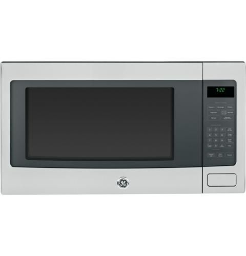 Best Countertop Microwave With Trim Kit : Cu. Ft. Countertop Microwave Oven PEB7226SFSS Goes with trim kit ...