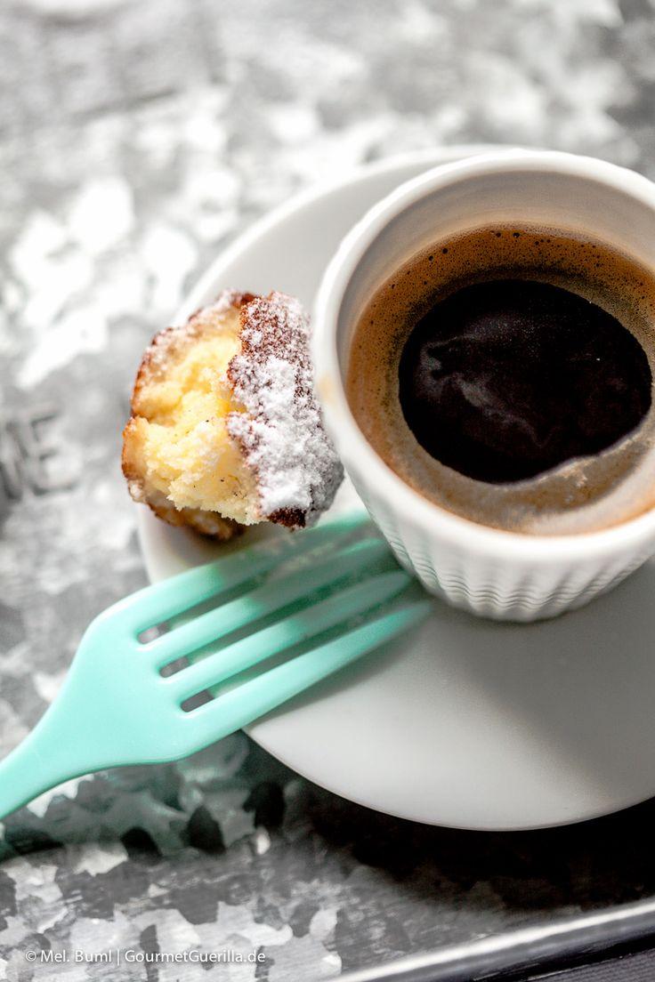 {LCHF Rezept}Low Carb Quark-Bällchen. Und 10 praktische Tipps für einfaches Frittieren im Topf |GourmetGuerilla.de