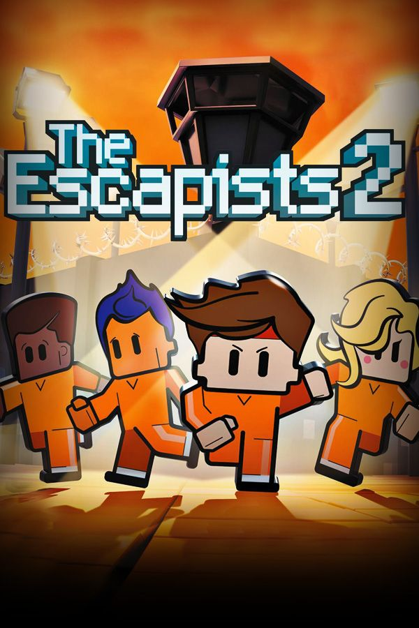 Mouldy Toof Studios and Team17 give us an amazing sandbox with lots of narrative and gameplay innovations, from cooperative multiplayer to variety of prisons | #gaming #theescapists2 #videogames #games #pc #ps4 #xone #gamingreviews #gamer #gamers #survival #sandbox #game