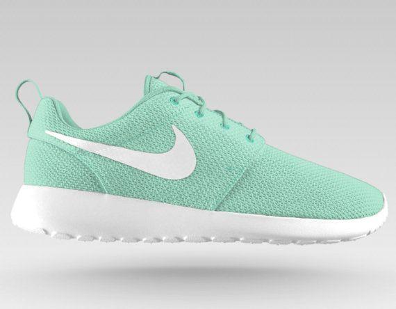 nike shoes for girls blue. mint green nike roshe shoes for girls blue