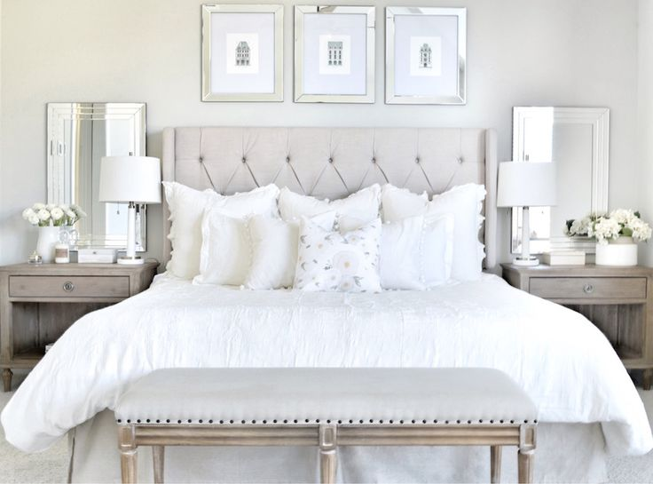 best 25+ white bedroom ideas on pinterest | white bedroom decor