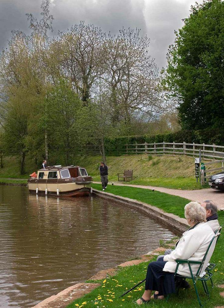 Canal at Bwllch