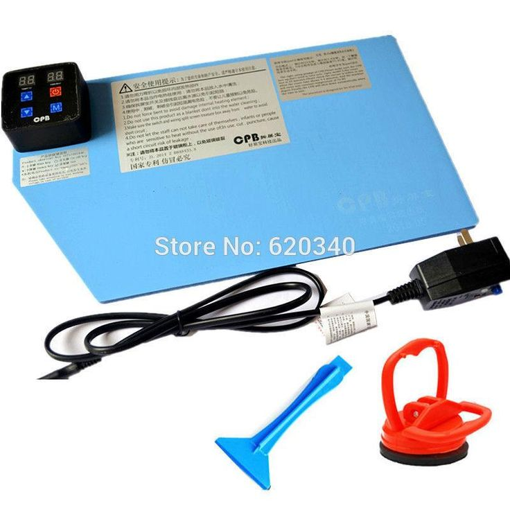 Newest Version of CPB LCD Screen Open Separate Machine Repair Tool Separator for Iphone Samsung Mobile Phone Ipad Tablet