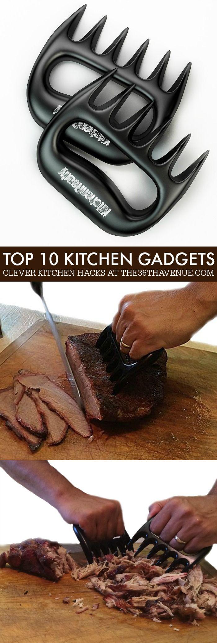 Gadget da cucina - 10 gadget intelligenti che renderanno la vita più facile!  Vedi tutti in the36thavenue.com #kitchen