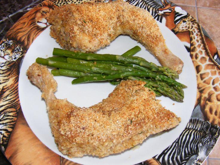 Cuisses de poulet croustillantes divines #recettesduqc #souper #poulet