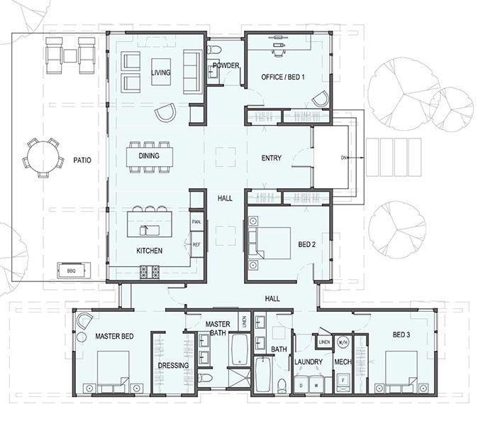 2,335 square feet 1 Story 3.5 Bedroom 2.5 Bathroom