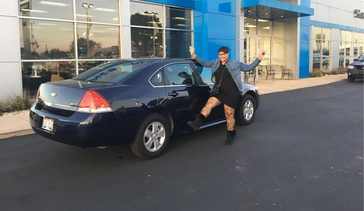 Bridget, we're so excited for all the places you'll go in your 2011 CHEVROLET IMPALA!  Safe travels and best wishes on behalf of Kunes Country Chevrolet Cadillac of Delavan and ADAM ZERBACH.