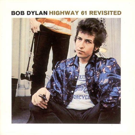 Bob Dylan / Highway 61 Revisited '65