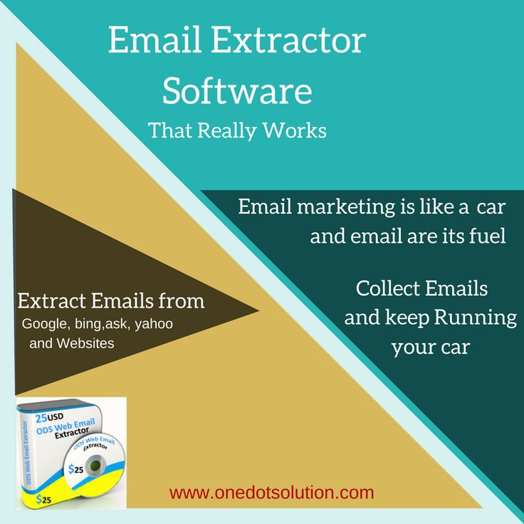 Ultimate email collector software that can create list of thousands of valid emails. Download free trial version and experience the difference. #email #collector #software #applicattion