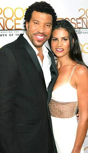 Her parents are singer Lionel Richie, 68, and his ex-wife Diane Alexander, 50, a former dancer