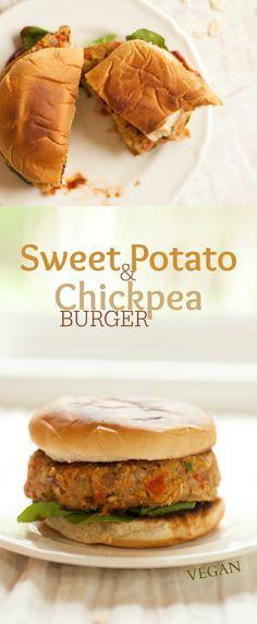 sweet potato chickpea burgers produce on parade these sweet potato chickpea