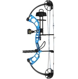 Bear Archery Cruzer RTH Compound Bow Package - AP Blue