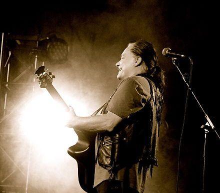 Marty Balin ( Born: Martyn Jerel Buchwald; January 30, 1942) Balin in a live performance, 2011.
