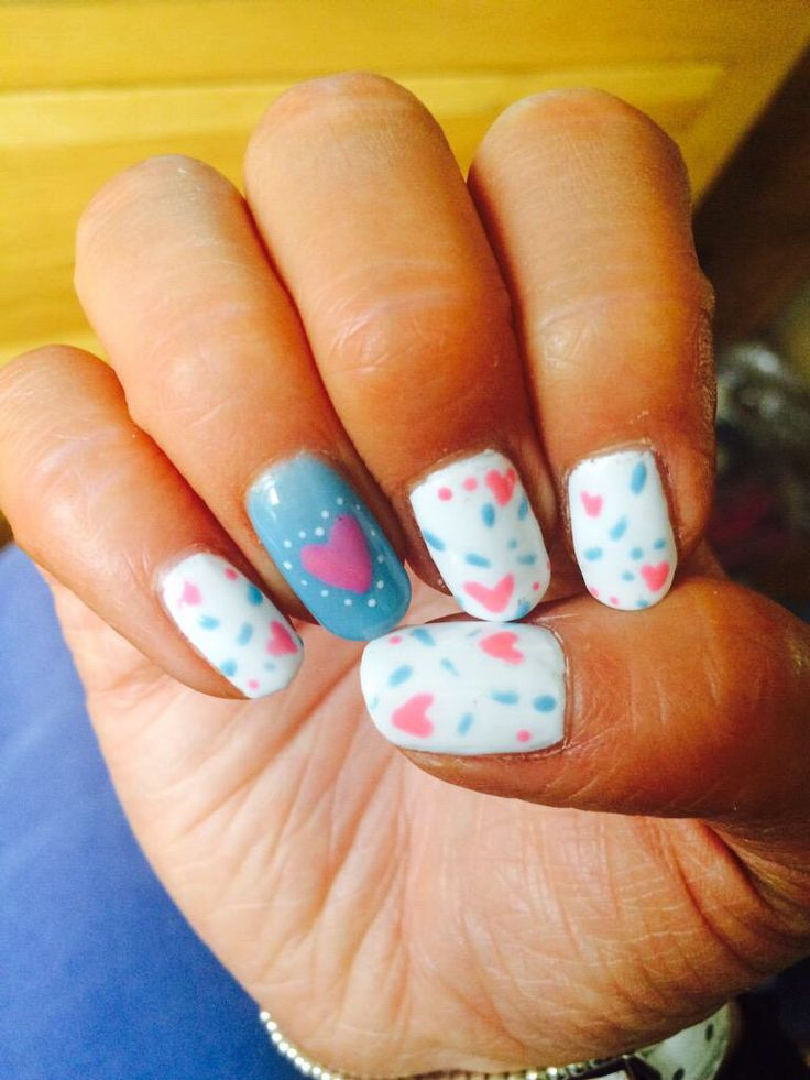 28 best My nail art work images on Pinterest | Piece of art, Flower ...